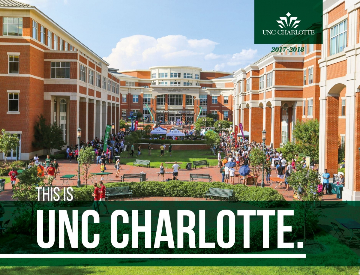 application requirements | undergraduate admissions | unc charlotte